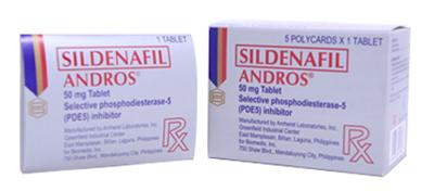 Sildenafil Andros Review