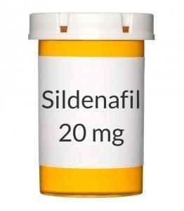 20 mg Sildenafil Generic