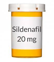 Sildenafil 20 mg Package