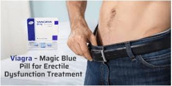 Viagra Blue Pills