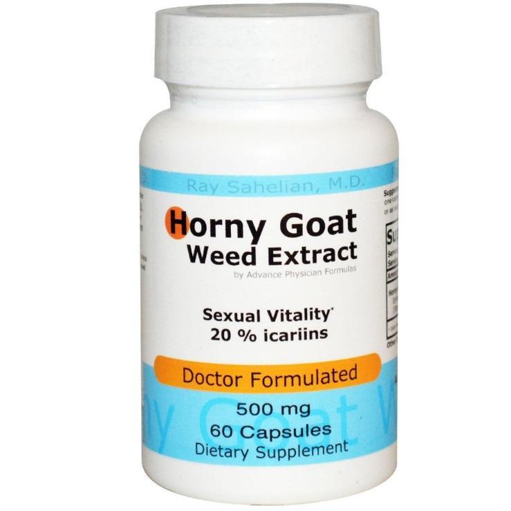Horny Goat Weed- Icariin Extract