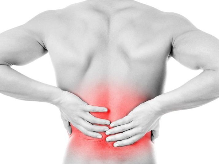 Back Pain is one of the Side effects of Taking too much Levitra