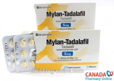 Generic Cialis by Mylan