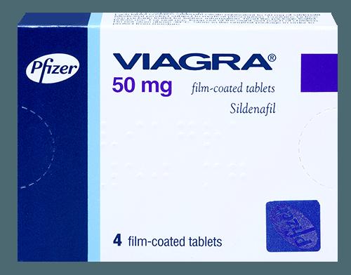 Viagra 50mg (Sildenafil)
