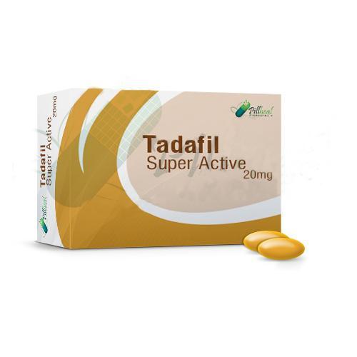 Tadalafil Super Active