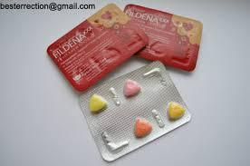 Flavored Fildena XXX Tablets