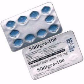 100 mg of Sildigra Work Wonders against ED