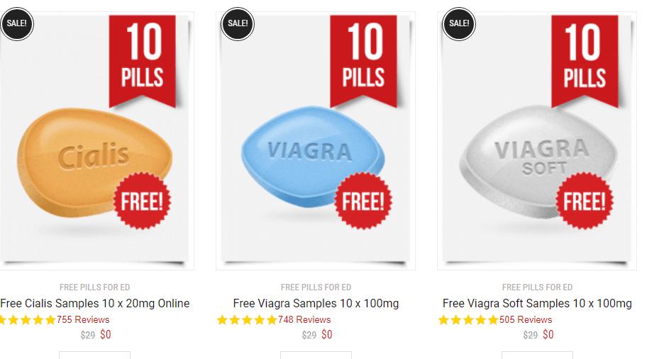 Viabestbuy ED Trial Pack Generic